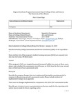 2017/2018 CAS Portuguese MA Assessment Report