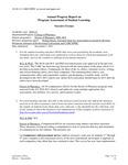2010-2011 COP Annual Assessment Report