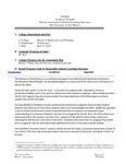 2010-2011 SAP M.Arch Assessment Plan