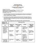 2010-2011 SOM OT MOT Annual Assessment Report
