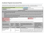 2014-2015 LOS ALAMOS Applied Technology-SolarTechnology_AAS_Assessment Plan