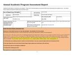 2015-2016 LA GENERAL STUDIES-AAS-Assessment Report