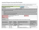 2015-2016 LA Computer Science_AS_Assessment Plan