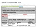 2015-2016 LA Pre-Business_AA_Assessment Plan