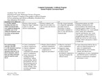 2012-2013 SOM CT Assessment Report