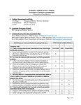 2013-2014 SOM EMS Assessment Plan