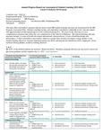 2013-2014 SOM MD Assessment Report