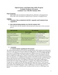 2011-2012 SOE OSE Assessment Report