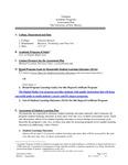 2014-2015 Valencia Digital Media Arts Cert Assessment Plan
