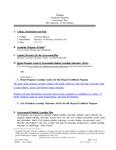 2014-2015 Valencia Game Cert Assessment Plan