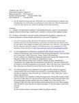 2012 CAS Linguistics MA Assessment Report