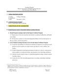 2011-2012 CON PhD Assessment Plan
