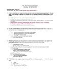2018-2019 UNM-Taos General Education Area 7 ARTH 201/2110 Report