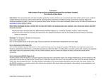 2018-2019 UNM-Taos Pre Science Academic Unit Assessment Report