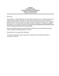 2018/2019 CAS Native American Studies MA Assessment Plan and Report