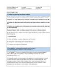 2019 Fall LA Spanish 1110 300/301 Assessment Report