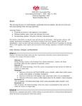 2020/21 Advising Assessment Plan