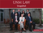 UNM Law Snapshot, Fall/Winter 2012