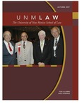 UMN Law: The Magazine for Alumni and Friends, Fall/Winter 2007