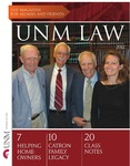 UMN Law: The Magazine for Alumni and Friends, 2012
