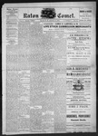 The Raton Comet, 08-13-1886 by O. P. McMains