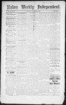 Raton Weekly Independent, 10-30-1886 by Independent Pub. Co.
