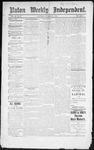 Raton Weekly Independent, 10-30-1886