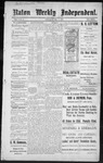 Raton Weekly Independent, 12-03-1887