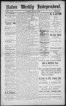 Raton Weekly Independent, 01-07-1888