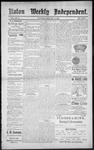 Raton Weekly Independent, 02-11-1888 by Independent Pub. Co.