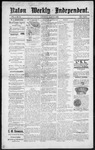 Raton Weekly Independent, 03-03-1888 by Independent Pub. Co.