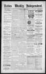 Raton Weekly Independent, 03-10-1888 by Independent Pub. Co.