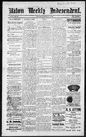 Raton Weekly Independent, 03-17-1888 by Independent Pub. Co.