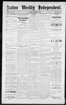 Raton Weekly Independent, 03-31-1888 by Independent Pub. Co.