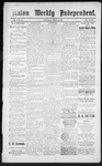 Raton Weekly Independent, 04-14-1888 by Independent Pub. Co.