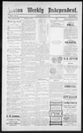 Raton Weekly Independent, 05-12-1888 by Independent Pub. Co.