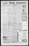 Raton Weekly Independent, 06-16-1888