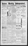 Raton Weekly Independent, 06-30-1888