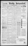 Raton Weekly Independent, 07-14-1888