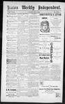 Raton Weekly Independent, 07-21-1888
