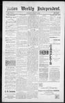 Raton Weekly Independent, 08-18-1888