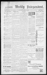 Raton Weekly Independent, 08-25-1888 by Independent Pub. Co.