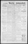 Raton Weekly Independent, 10-13-1888