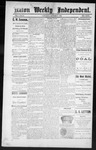 Raton Weekly Independent, 10-27-1888 by Independent Pub. Co.