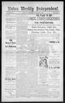 Raton Weekly Independent, 12-15-1888