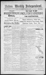 Raton Weekly Independent, 12-22-1888 by Independent Pub. Co.