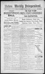 Raton Weekly Independent, 12-22-1888