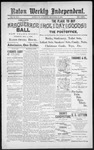 Raton Weekly Independent, 12-29-1888