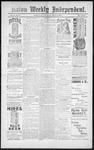 Raton Weekly Independent, 04-13-1889