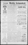 Raton Weekly Independent, 05-18-1889 by Independent Pub. Co.